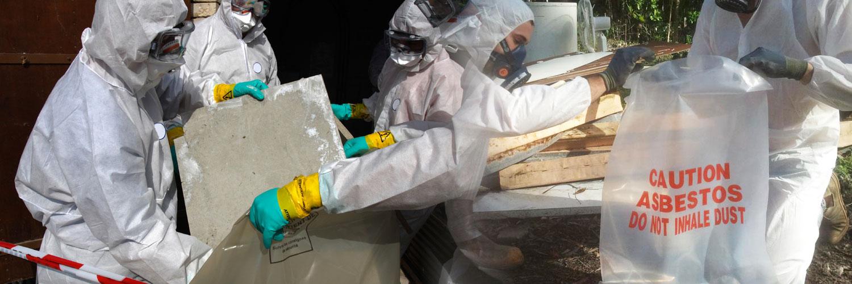 Kitchener Ontario Asbestos Removal